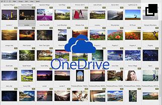 Microsoft OneDrive™ Entegrasyonu
