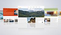 Kolay, profesyonel web sitesi tasarımı