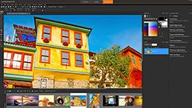 Güçlü resim düzenleme yazılımı