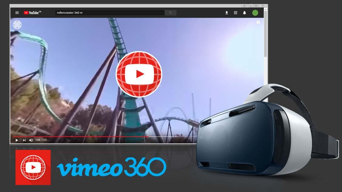 360 videoları dışa verin