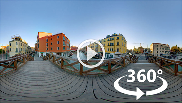 360° Video Desteği