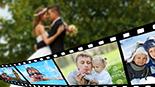 FastFlick™ kolay slayt gösterileri ve videolar