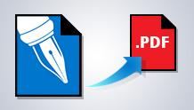 PDF Kaydetme