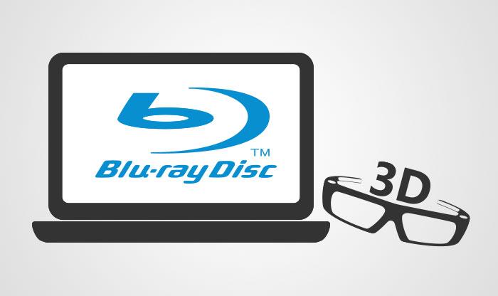 3D Blu-ray yazılımı