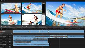 Çok Kameralı Video Editörü