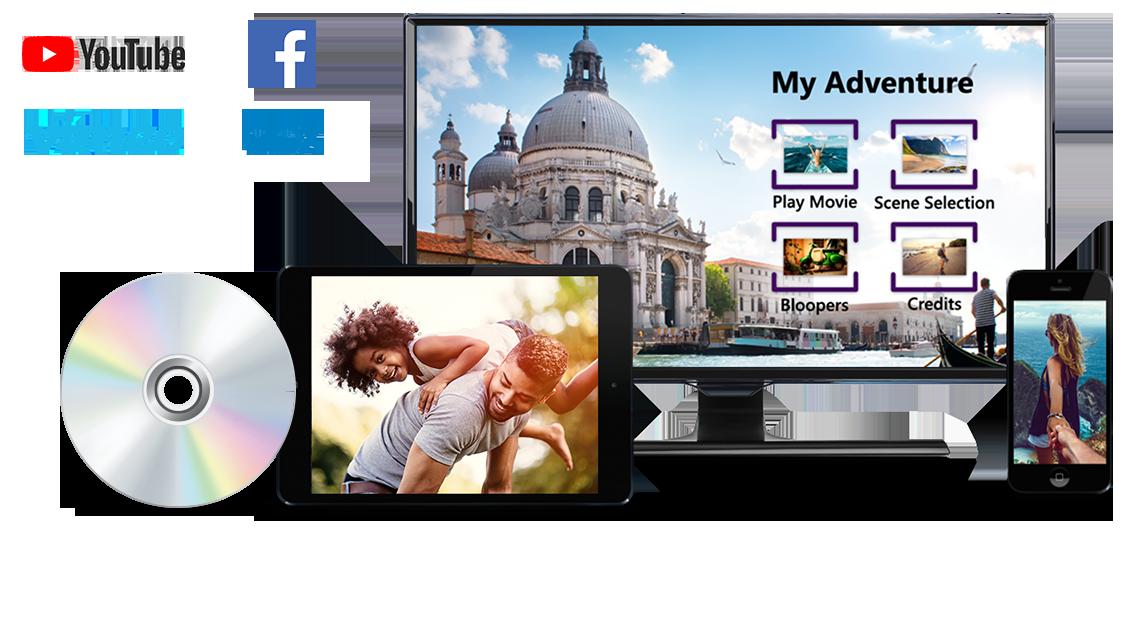 Videonuzu aileniz, arkadaşlarınız ve diğerleriyle paylaşın!