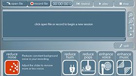 iiZotope Music & Speech Cleaner