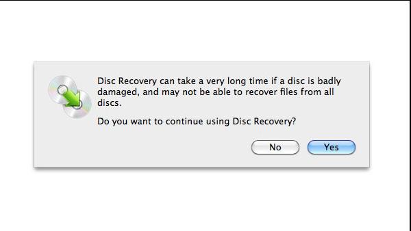 Bozulan Diskler için Dosya Onarımı