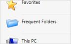 Herhangi bir konumdaki dosyaları zipleyin